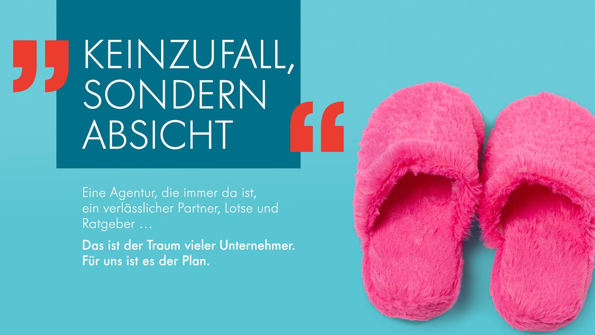 AMARETIS Agentur für Kommunikation Werbeagentur Göttingen Versprechen Partner kein Zufall
