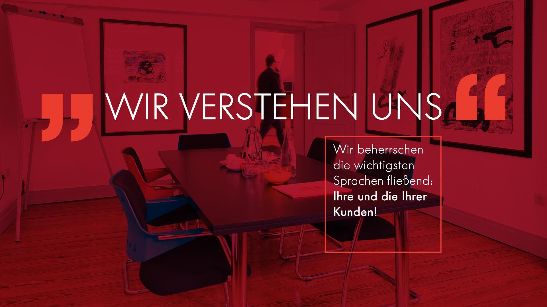 AMARETIS Agentur für Kommunikation Werbeagentur Göttingen Versprechen wir verstehen uns