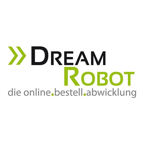 AMARETIS Werbeagentur Göttingen Partner E-Commerce-Systeme Logo Dream Robot