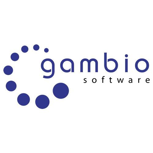 AMARETIS Werbeagentur Göttingen Partner E-Commerce-Systeme Logo Gambio